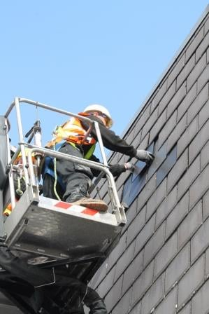 Asda Store Roof Repair 5