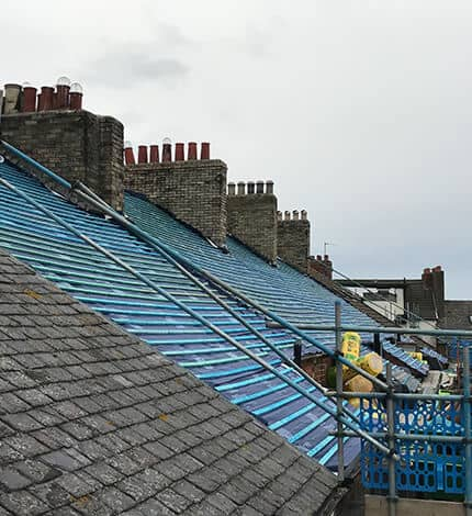 Commercial Roof Slate