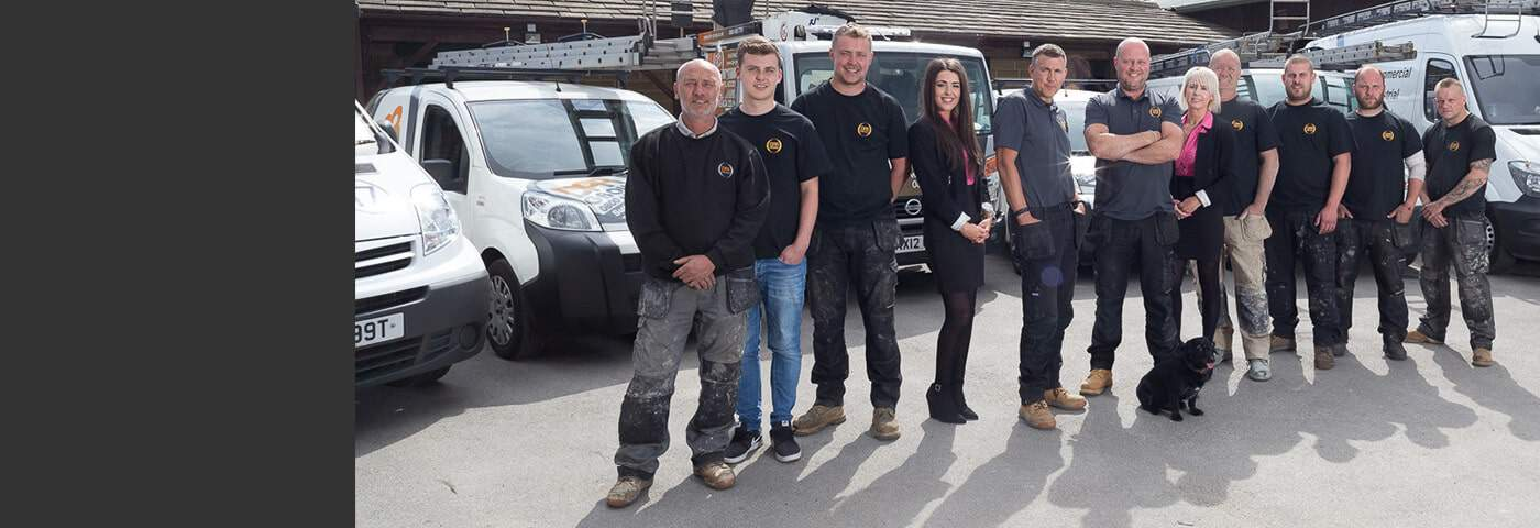 DPR Roofing Leeds Team
