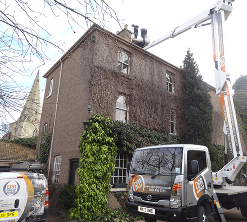 Domestic Roofing in Leeds