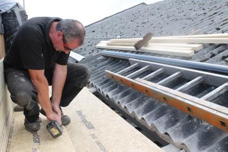 Wilco Motosave Roof Repair 9