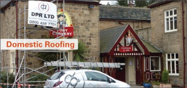 Roofing Harehills