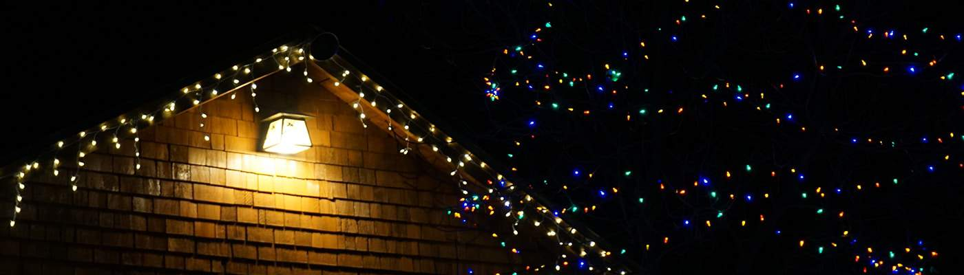 Is It Safe to Hang Christmas Lights from the Roof?