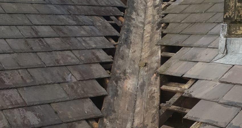 Help – Storm Dennis Damaged My Roof!