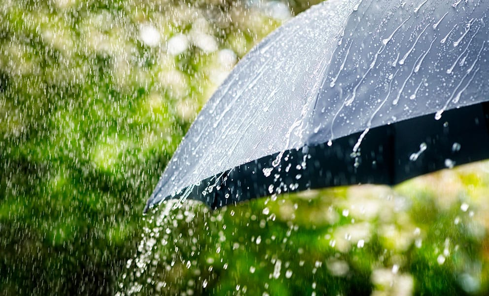 Leeds Ranked as One of the UK's Wettest Cities